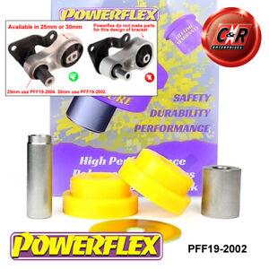 Powerflex Lower Engine Mount Small Bush 30mm Bracket PFF19-2002