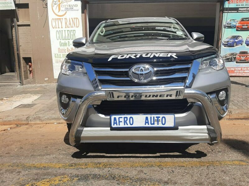 2019 Toyota Fortuner 2.4 GD-6 4x4 AT
