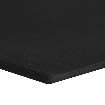 "BazaarImports Foam Sheet 2/"" X 17/"" X 42/"" Charcoal"