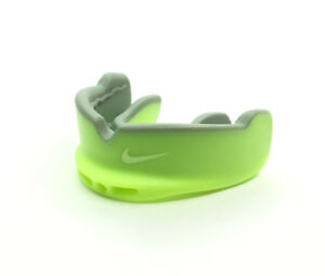Details about Nike Adult Green Intake Mouthguard With Strap SSA2