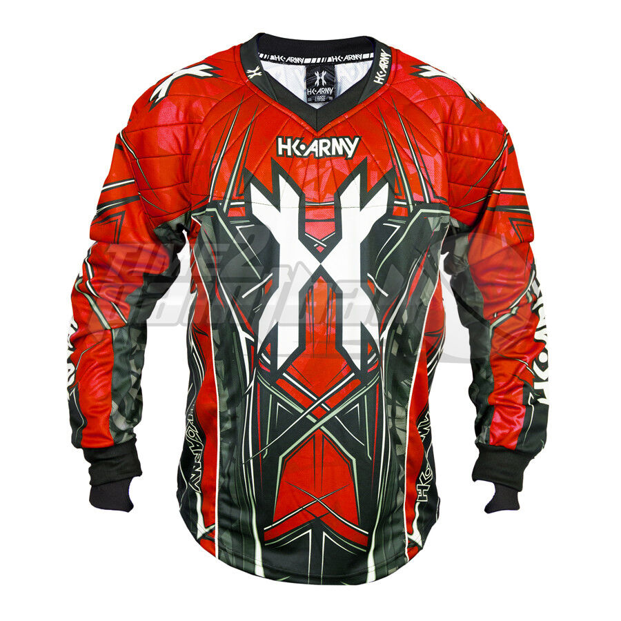 HK Army HSTL Line Jersey - ROT - Medium FREE SHIPPING Paintball