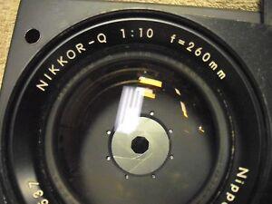 NIKON-NIKKOR-260MM-F10-Q-NIKKOR-Q-GRAND-LENS