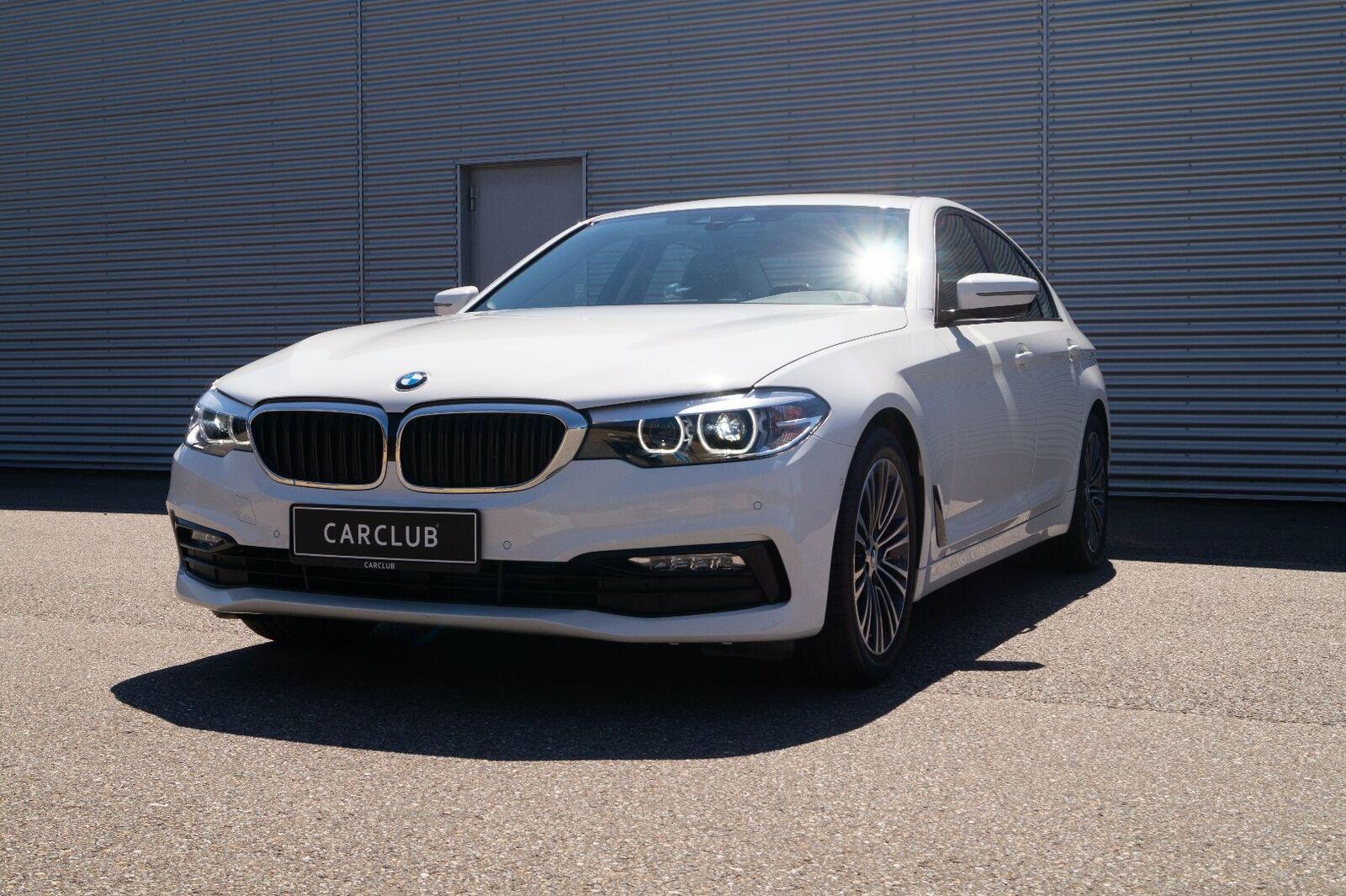 BMW 520d 2,0 aut. 4d - 399.900 kr.