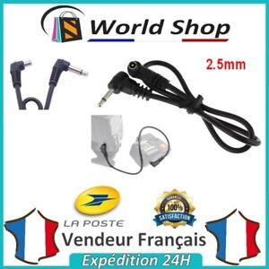 Cable-Synchro-Flash-Jack-2-5mm-Longueur-30cm-cable-appareil-photo