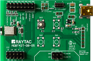 AT-Command-Salve-Peripheral-Role-Module-MDBT42T-AT-BT5-2-BT5-Demo-Board