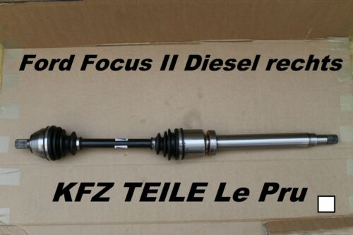 Antriebswelle Ford Focus II 2 1,6 TDCI 1,8 TDCI rechts DA // DAW