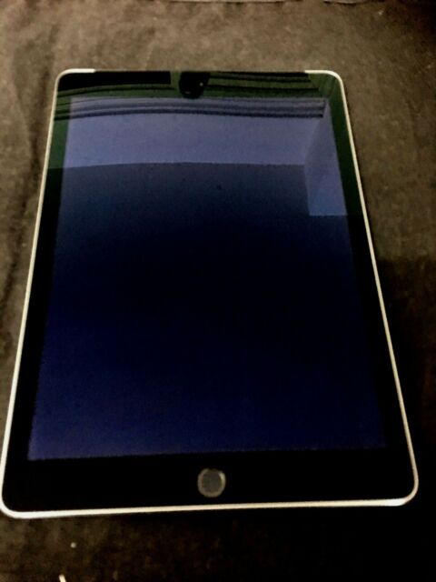 Apple iPad Air 2 32GB, Wi-Fi + Cellular (Unlocked), 9.7in - Space Grey