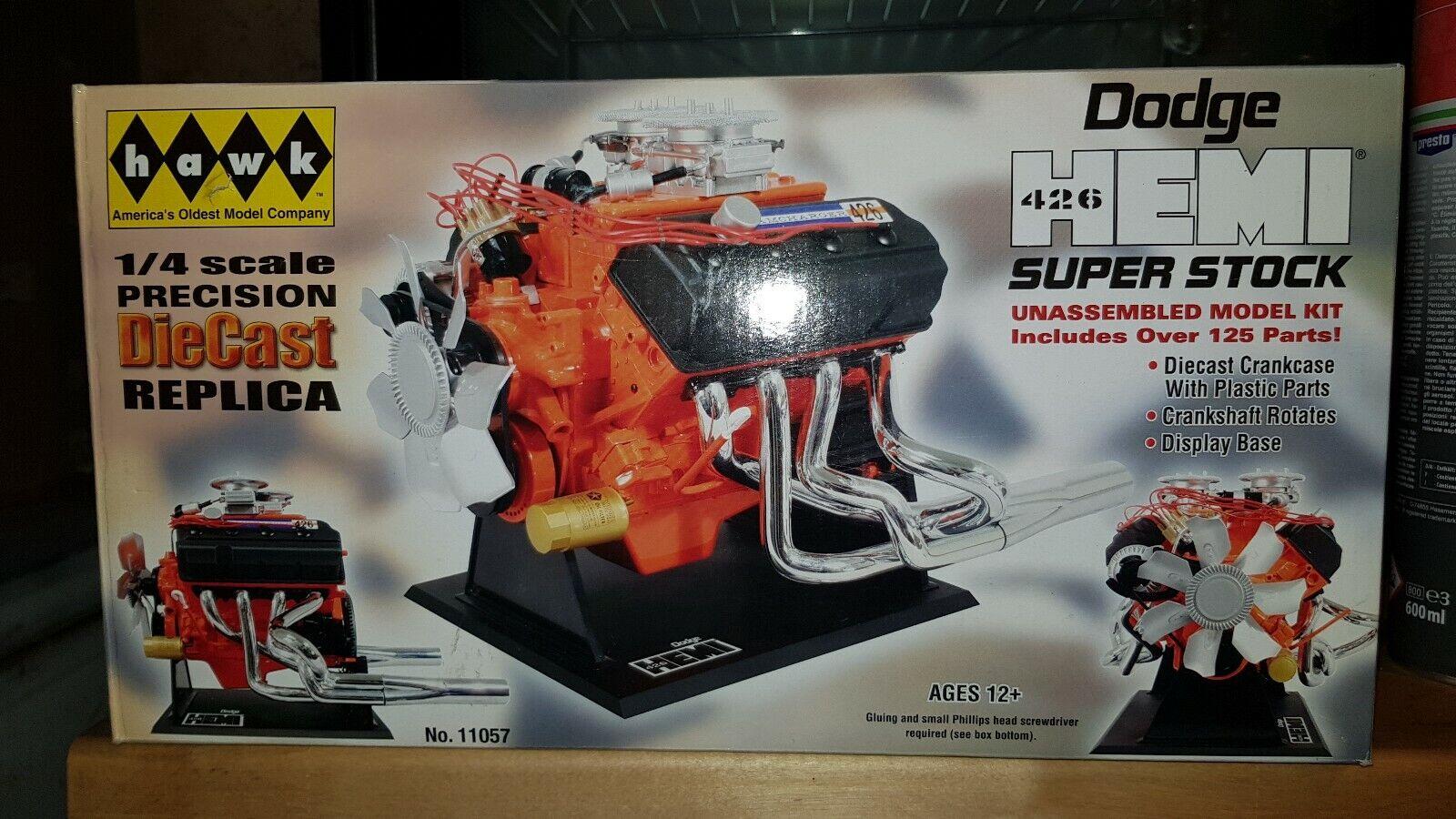 Hawk 426 Hemi Motor 1 4