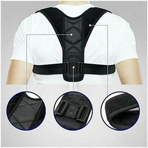 AdjustableMen-Posture-Corrector-Back-Shoulder-Support-Correct-Brace-Belt-Women