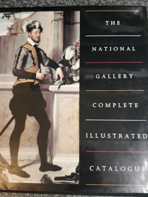 The National Gallery London Complete Illustrated Catalogue, HARDBACK