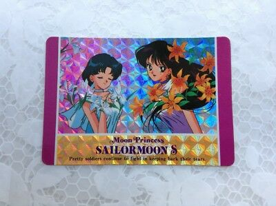 Sailor Moon Hero 3 Card Number 324