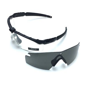 c5d0adb79f3 Authentic Oakley SI Ballistic M Frame 2.0 Military Safety Shooting ...