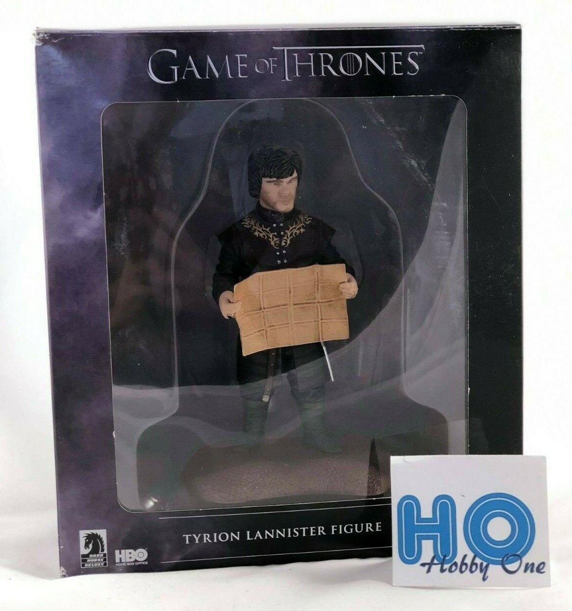 Figurine  Dark Horse Deluxe  gioco of Thrones  Tyrion Lannister  TBE