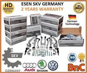 SUSPENSION-CONTROL-ARMS-SET-WISHBONES-KIT-Audi-A4-B5-VW-Passat-A6-C5-SUPERB-8D