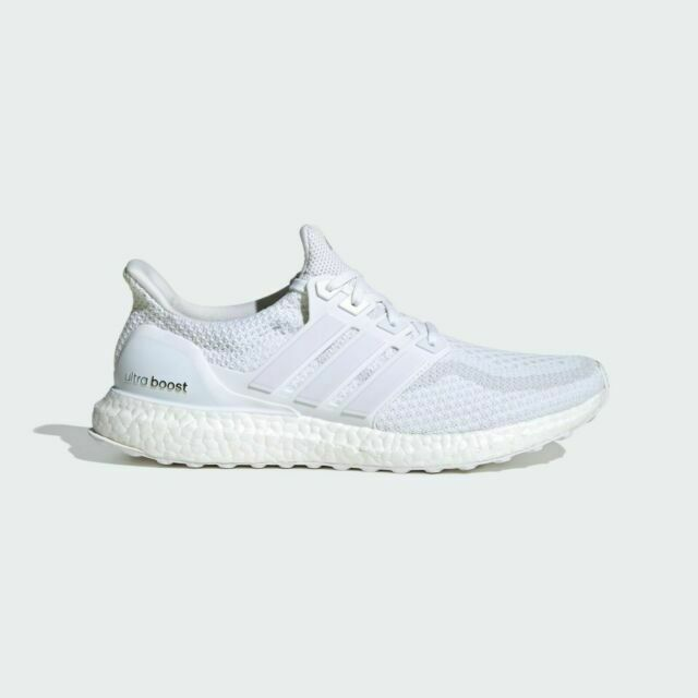 Size 9 - adidas UltraBoost 2.0 Triple White 2016 - AQ5929
