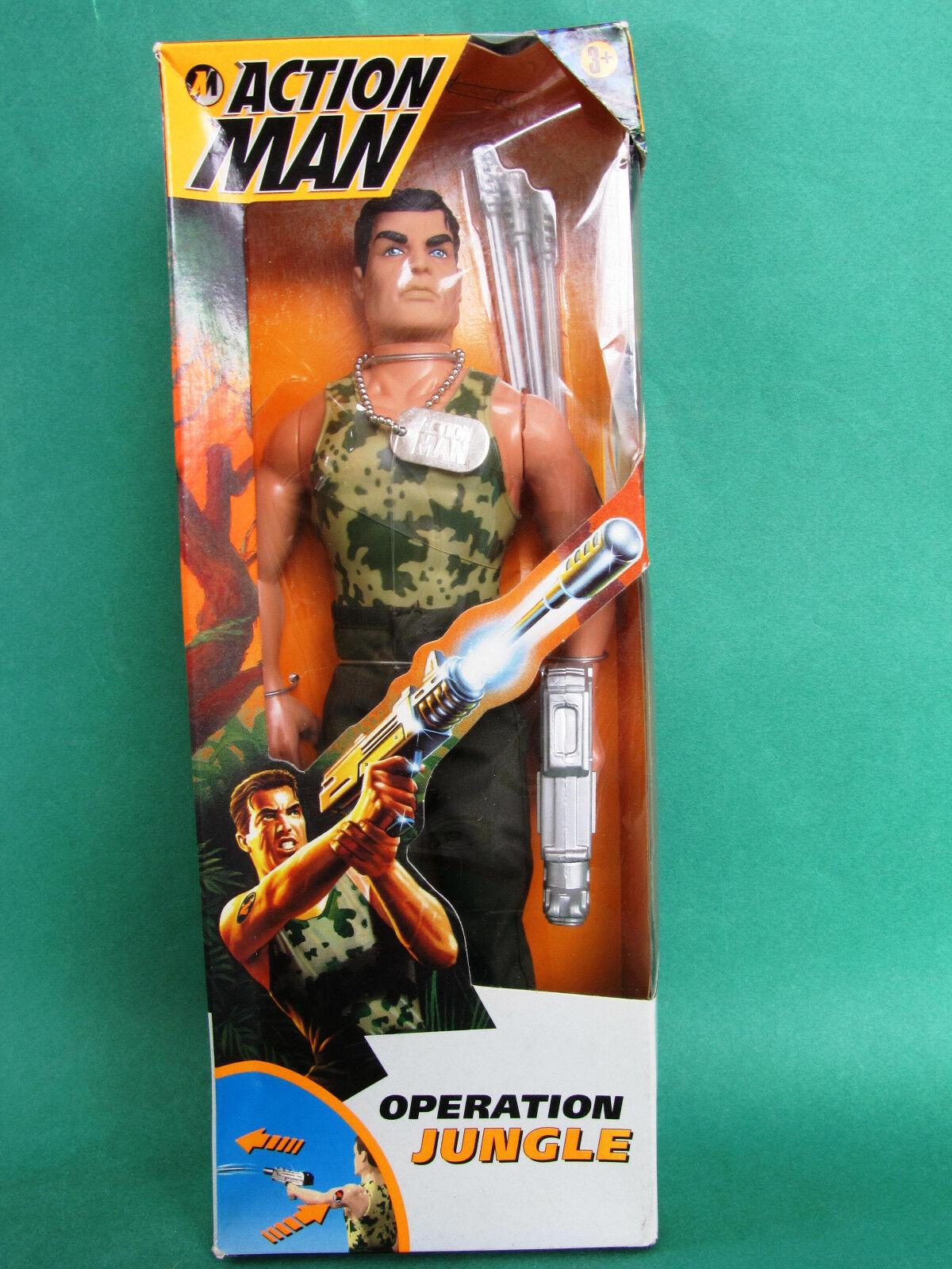 Action Man Operation Jungle MISB Hasbro 1997