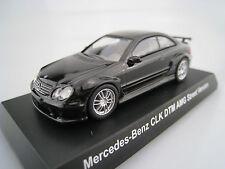 Mercedes-Benz CLK DTM AMG Street Version AMG schwarz  Kyosho Japan  1:64  OVP