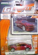 Green Light GLMuscle *Series 10* 2011 Chevrolet Camaro SS Ruby Jewel