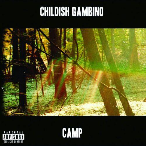 """Childish Gambino Camp Cover Poster Album Donald Glover Art Print 24×24 32×32/"""""""