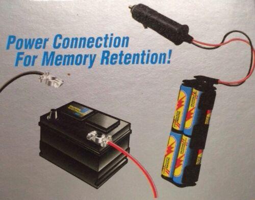 Automotive Computer Memory Retainer