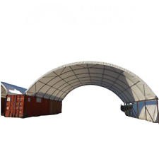 Shipping Container Roof 40x60x15 Kit Building Conex Box Shelter Canopy Overseas