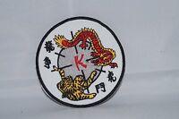 Kenpo Tiger Martial Arts Patch - 3.5 P1224