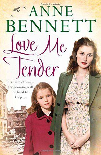 1 of 1 - ANNE BENNETT __ LOVE ME TENDER __ BRAND NEW ____ FREEPOST UK