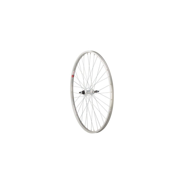Sta Tru Front Wheel 700x25mm Quick Release Axle with 36 Spokes Alloy Road Hub