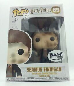Books A Million BAM Exclusive Harry Potter Seamus Finnigan Funko Pop IN HAND NOW