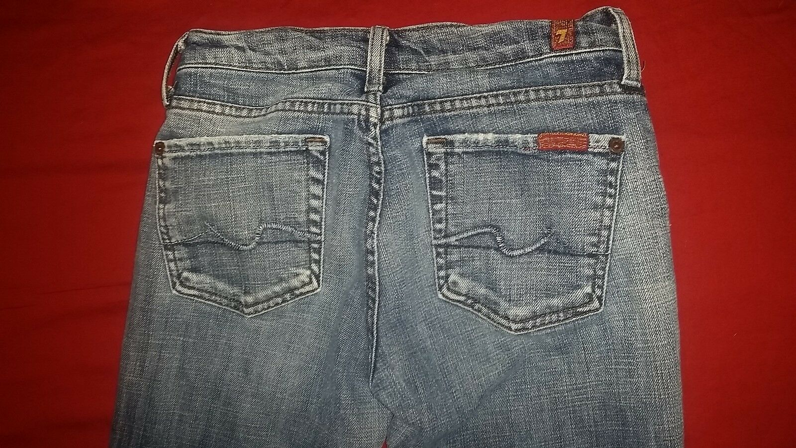 7 For All Mankind Bootcut Women's Jeans size 26, inseam 28