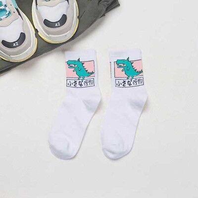 Kawaii Harajuku Cartoon Small Women Socks Lovely Breathable Antiskid Funny Socks
