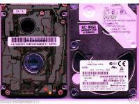 80 Gb Gig Hard Drive Hdd Korg D1600 D 1600 Mkii Mk Ii Digital Recorder Free Cd