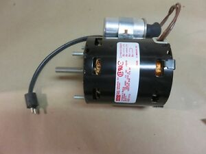 Details about FASCO D1122 ELECTRIC MOTOR 1/16 HP 208-230 VOLT 1650 on