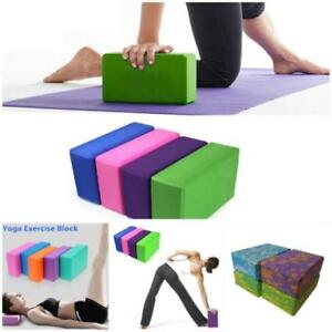 EVA-Yoga-Fitness-Block-Foam-Brick-Pilates-Sports-Exercise-Workout-Stretching-DB