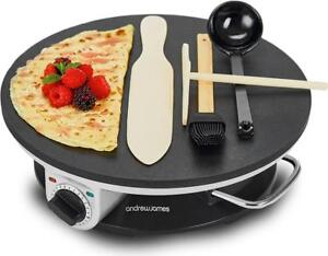Andrew-James-Pancake-Crepe-Maker-Electric-Non-Stick-with-Accessories-Pack
