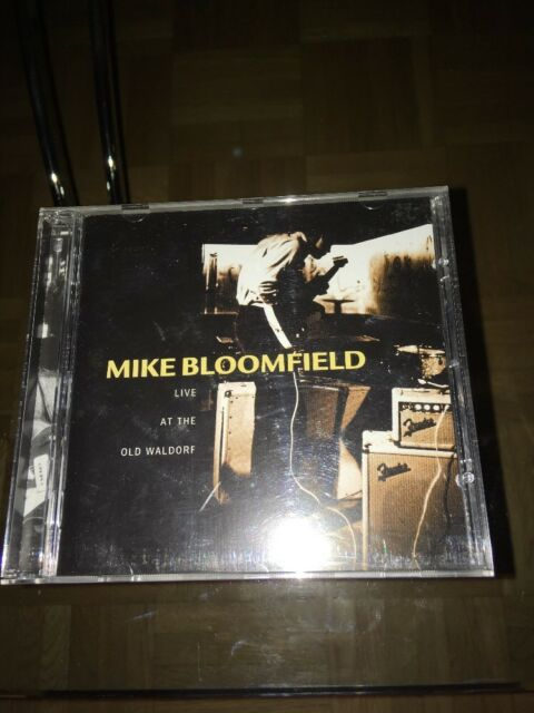 Mike Bloomfield - Live at the Old Waldorf CD (f)