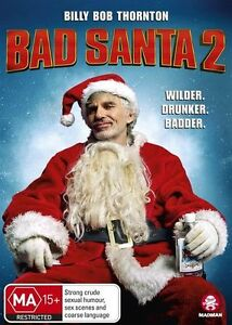 Bad Santa 2 Dvd Christmas Movies Brand New R4 Ebay