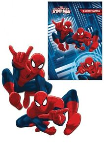 2-Spiderman-Cutouts-Official-Marval-Cardboard-Decoration-Gift-Kids-Table