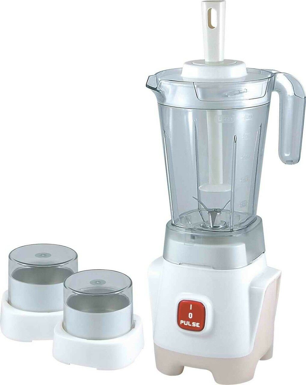 Moulinex LM242 Table Top Blender With Mill & Grater Christmas Gift Idea Her Him