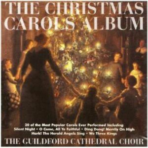 THE-CHRISTMAS-CAROLS-ALBUM-the-guildford-cathedral-choir-CD-album-1996