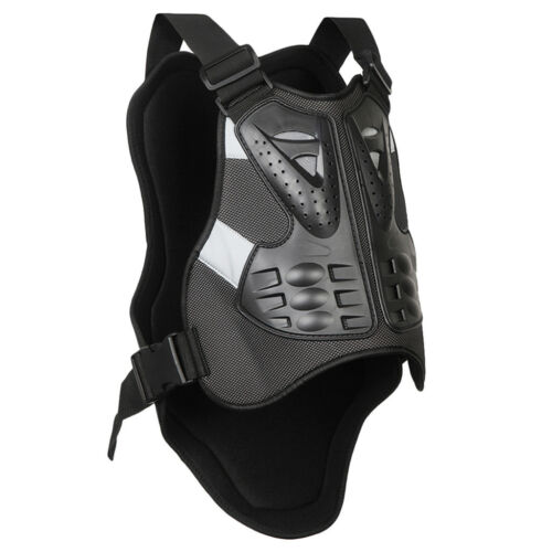 Motorcycle Motocross Body Protection Vest Back Support Spine Chest Protector