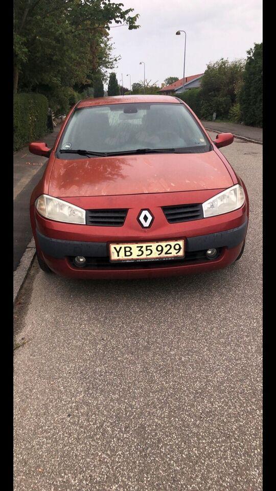 Renault Megane II, 1,4 Expression Comf., Benzin