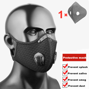Air-Purifying-Washable-Face-Mouth-Anti-Fog-Cycling-Riding-Mouth-Cover-Safety