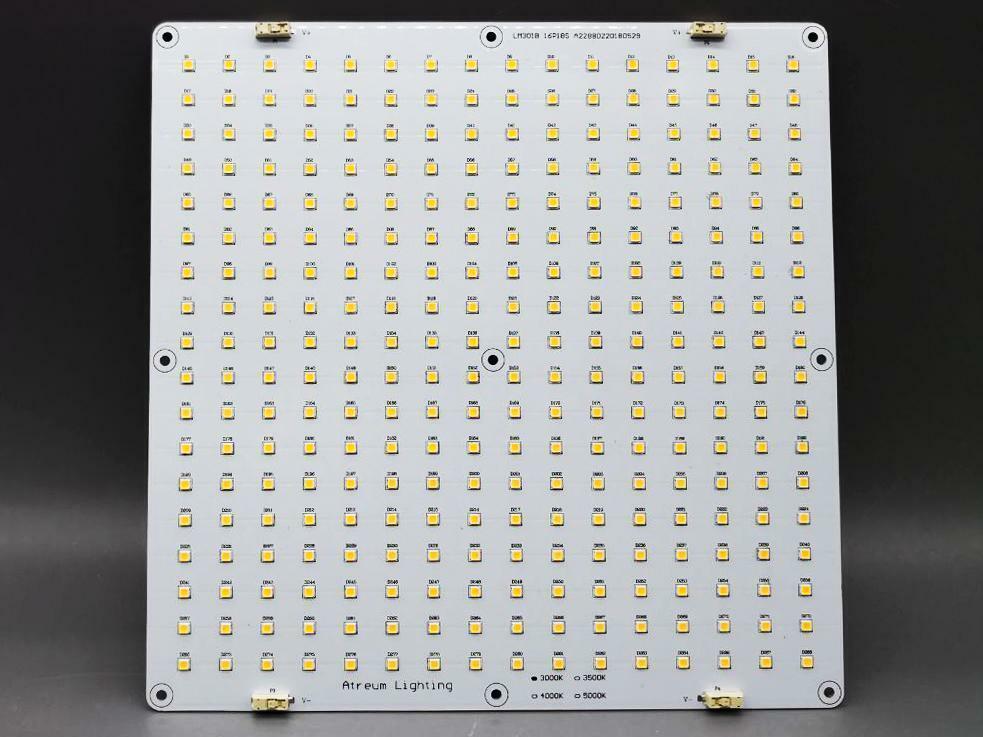 Placa de LED atreum 288.2 (3000K) Full Spectrum horticultura Luz LM301B SK