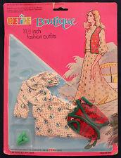 Original 1970s Petite Boutique Carded Outfit Fits Barbie Plus #3