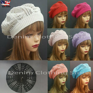1047421696e3d Image is loading Women-Winter-Spring-Summer-Baggy-Crochet-Knit-Slouchy-