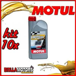 KIT-10X-LITRO-MOTUL-LIQUIDO-RADIATORE-MOTOCOOL-FACTORY-LINE-1L-10x-105920