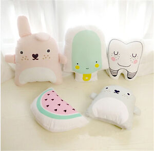 Pop-Catoon-Pillow-Kids-Cute-Cushion-Cotton-Baby-Room-Decor-Child-Bed-Doll-SEAU