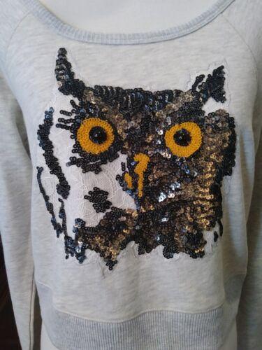 Sz Sm Owl Express Women's Sweater Beskåret Zwx68Uq