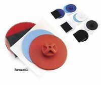 Helmet Quick Strap Re-mounting Kit With Button